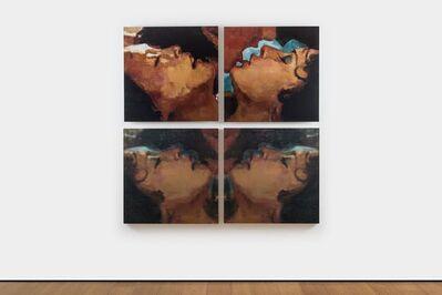 Li Qing 李青 (b. 1981), 'Images of Mutual Undoing and Unity · Love 201604', 2016