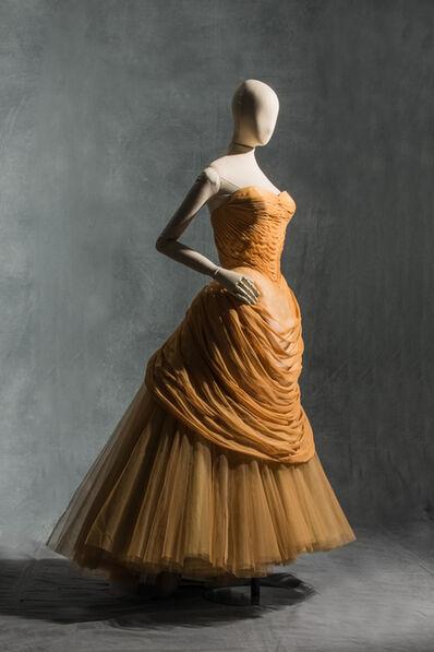 Charles James, 'Robe du soir Cygne,', 1955-1956