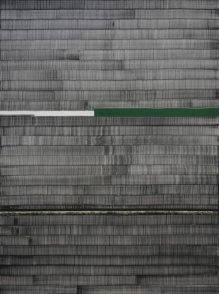Juan Uslé, 'Soñé que revelabas', 2016