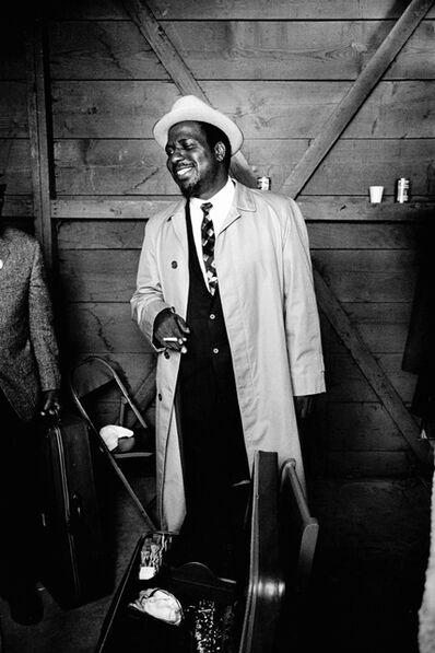 Jim Marshall, 'Thelonious Monk, Monterey Jazz Festival', 1964