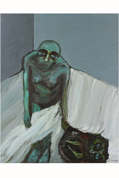 Ly Tran Quynh Giang, 'Hey, Are You Sick? (LTQG121001)', 2008