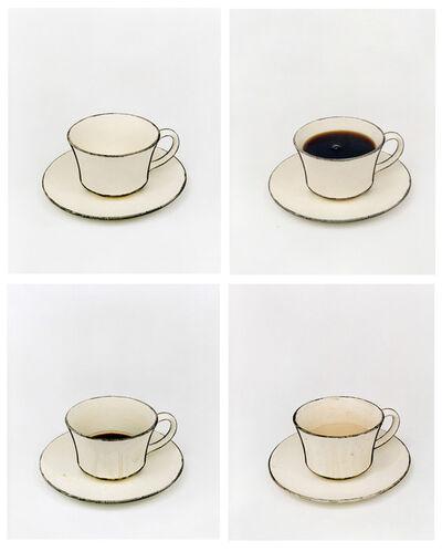 Cynthia Greig, 'Representation #32-35 (cups)', 2009