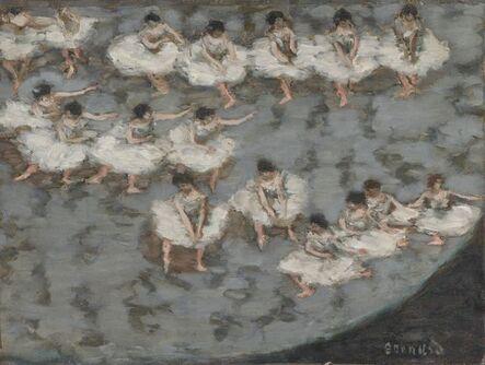 Pierre Bonnard, 'Danseuses ou Le Ballet (Dancers or The Ballet)', c. 1896
