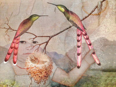 Rebecca Clark, 'Sustenance Guardians', 2016