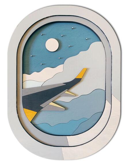 Trevor Ganske, 'Window Seat', 2020