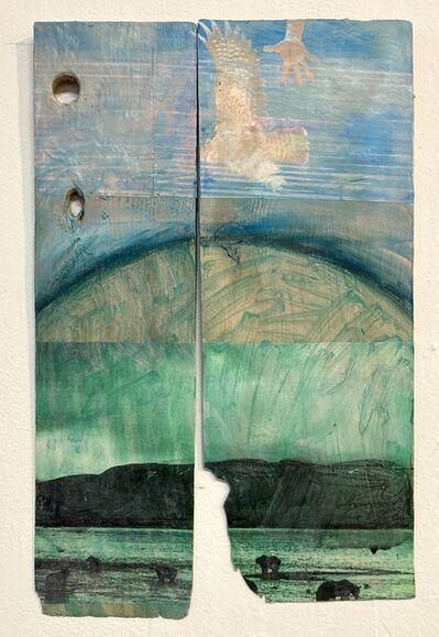 Karen Gibbons, 'Green Horizon', 2020