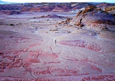 Vincent Fournier, 'MARS DESERT RESEARCH STATION #9 [MDRS], Mars Society, San Rafael Swell, Utah, U.S.A., 2008.', 2008