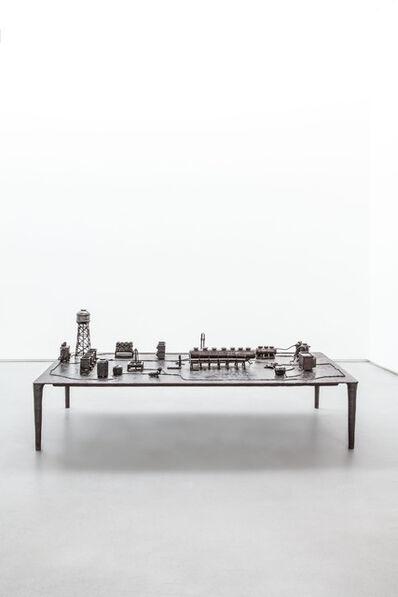 Atelier Van Lieshout, 'Technocrat Bronze Coffee Table', 2007