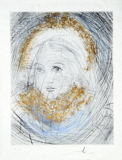 Salvador Dalí, 'Faust: Portrait de Marguerite', 1969