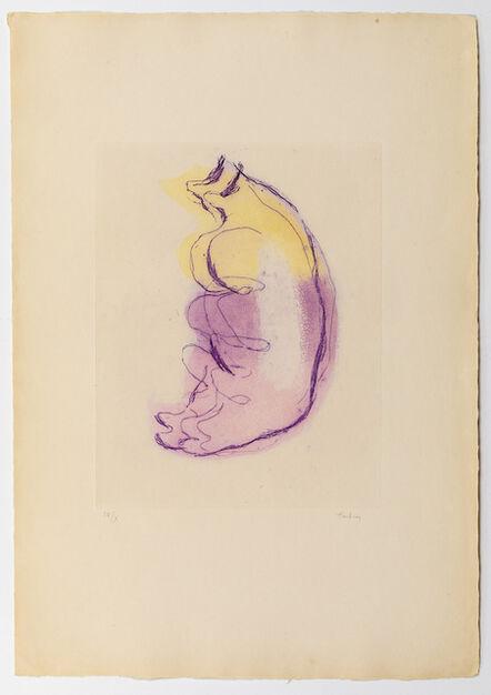 Jean Fautrier, 'Petits torses de femmes', 1947