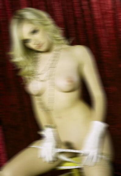Thomas Ruff, 'nudes dh08', 2012