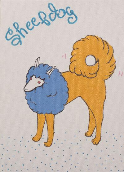 Saya Irie, 'Sheepdog', 2017
