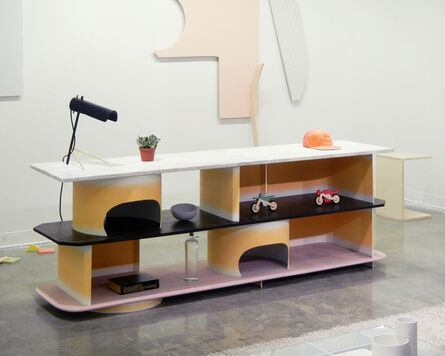 Knauf and Brown, 'Bachelor Console', 2013