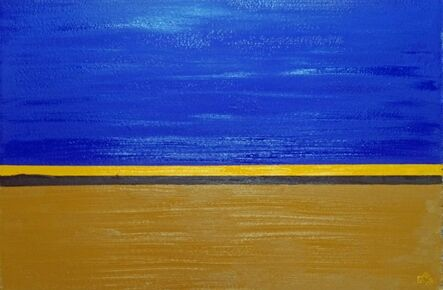 Greg Mason Burns, 'A Desert ', 2018