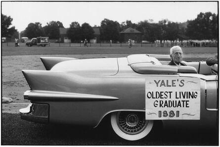 Elliott Erwitt, 'New Haven, Connecticut', 1955