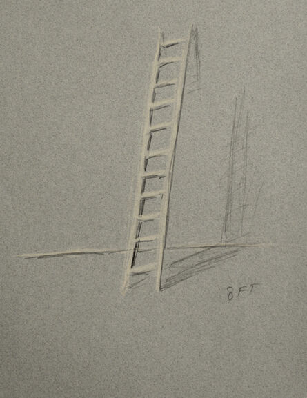 Thomas McAnulty, 'Study for Ladder'