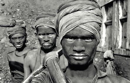 Sebastião Salgado, 'Coal Mining, Dhanbad, Bihar, India', 1989