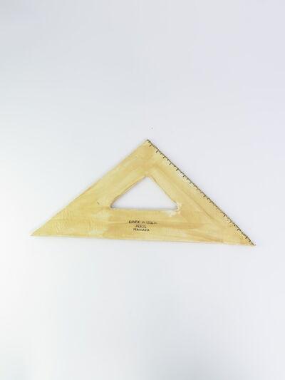 Rose Eken, 'Triangleruler', 2015