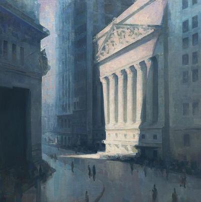 Stephen Bauman, 'Wall Street', 2017