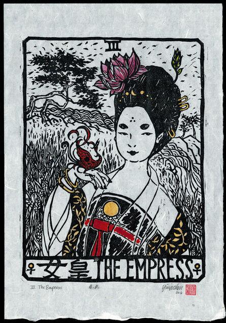 Yin-Ju Chen, 'The Empress', 2016