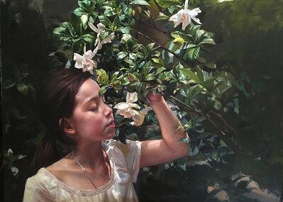 Caleb O'Connor, 'Gardenias', 2017