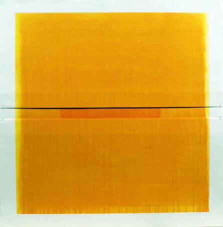 Richard Smith (1931-2016), 'Orange', 1977