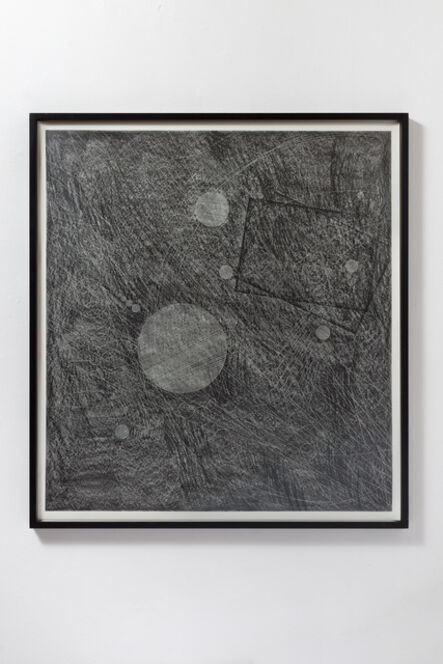 Andreas Werner, 'Raumroute N° VI', 2019