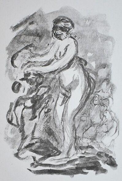 Pierre-Auguste Renoir, 'Femme au Cep de Vigne (Woman by the Grape Vine), 1st variant', 1919