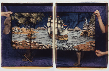 William Wegman, 'Voyage', 1992