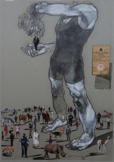 Dawit Abebe, ' Mutual Identity 29', 2020