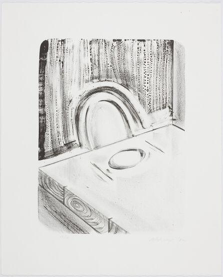 Richard Artschwager, 'Dinner (One)', 1982