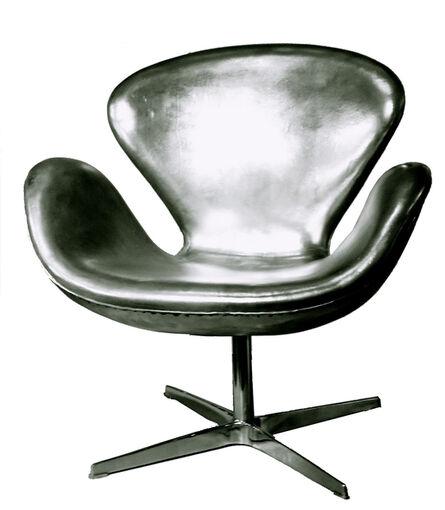 Cheryl Ekstrom, 'Swan Chair', 2013