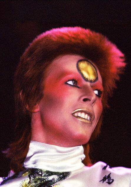 Mick Rock, 'Bowie Earls Court', 1973