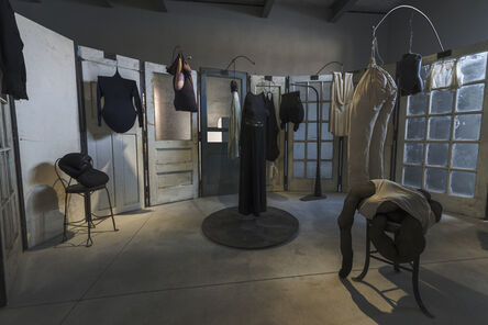 Louise Bourgeois, 'Cell (Clothes)', 1996