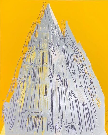Andy Warhol, 'Cologne Cathedral II.363', 1985