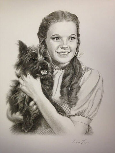 Fran Lew, 'Dorothy and Toto', 20th Century