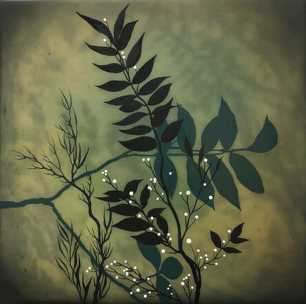 Ivy Jacobsen, 'Night Garden Study', 2017