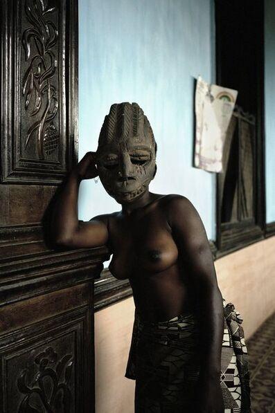 Leonce Raphael Agbodjelou, 'Untitled (Demoiselles de Porto-Novo series)', 2012