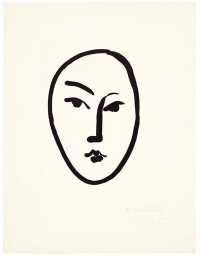 Henri Matisse, 'Grande Masque', 1948