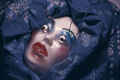 Jo Spence, 'The Final Project [Mask 3]', 1991-1992