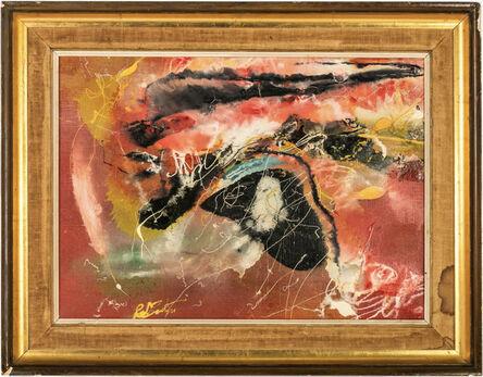 Paul Jenkins, 'Tropical Rock', 1957