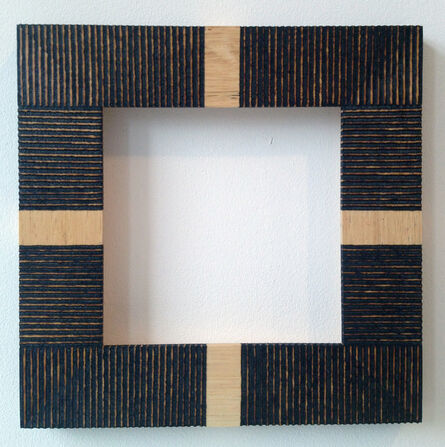 Roger Ackling, 'Voewood (RA2092)', 2013