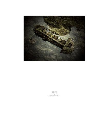 Osamu James Nakagawa, 'wreckage', 2001-2009