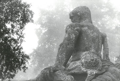 Sigrid Neubert, 'Bomarzo', 1974