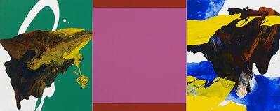 Chu Teh-I 曲德義, 'Juxtaposition C1707', 2017