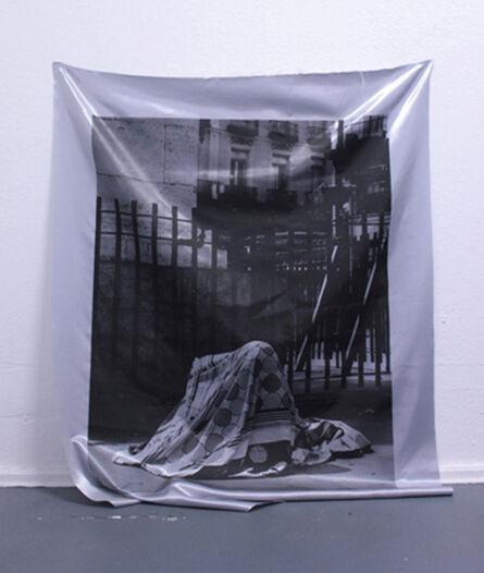 Juan Duque, 'Tapando el sol en Madrid', 2014