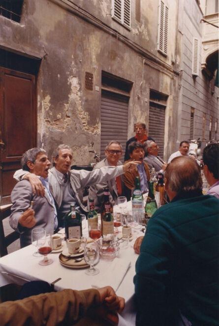 Seena Sussman, 'Siena', 1987