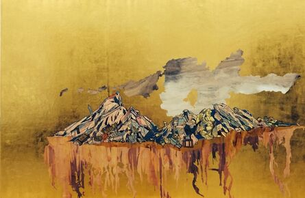 Hsiao Pei-I 蕭珮宜, 'Beautiful Island in Melancholy I ', 2012