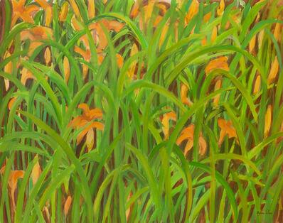 Regina Silvers, 'Tiger Lily Field', 2009