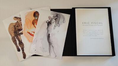 Eric Fischl, 'Paper and cast glass portfolio', 2012